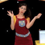 Zany Zoe Magician